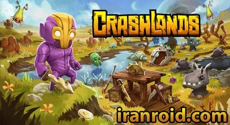 Crashlands کراش لندز