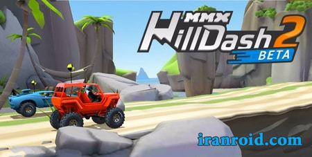 بازی MMX Hill Dash 2